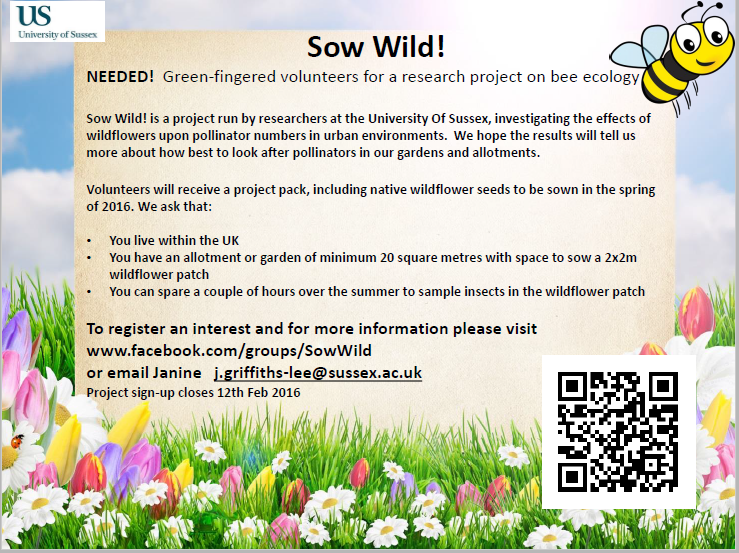 Click to view the Sow Wild Poster